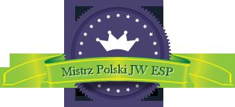Mistrz Polski JW ESP